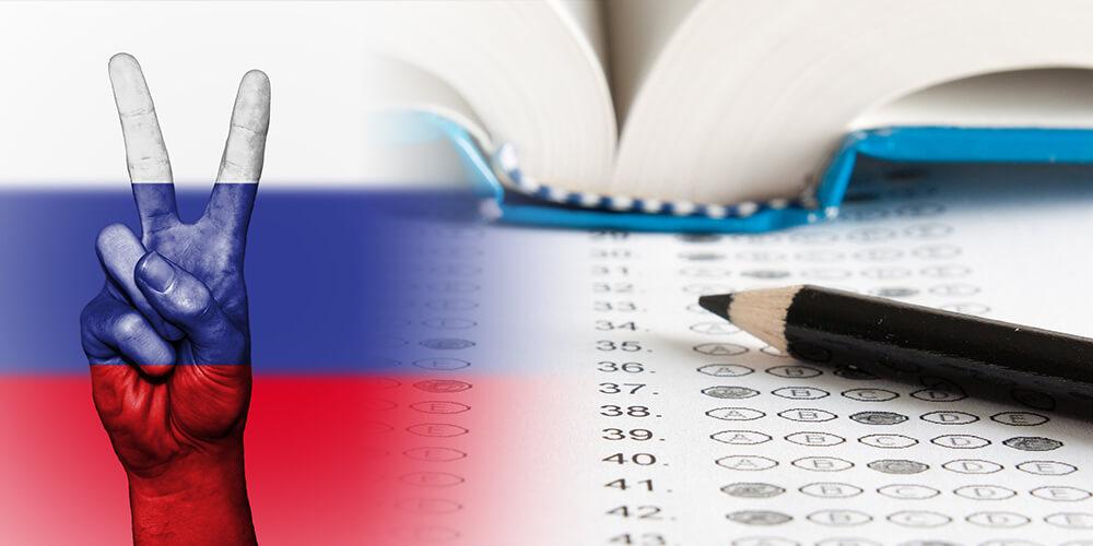 Online rozřazovací test z ruštiny