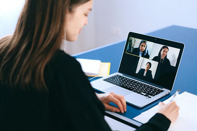 Skupinový online kurz