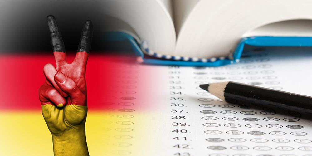 Online rozřazovací test z němčiny